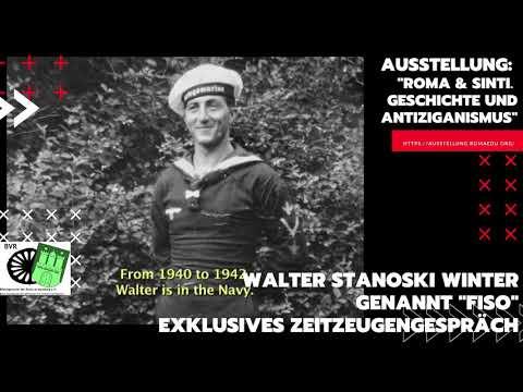 Walter Stanoski 'Fiso' Winter berichtet über die Nazi Zeit