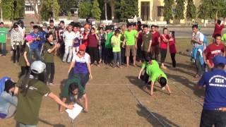 Hội trại - Trò chơi vận động liên hoàn