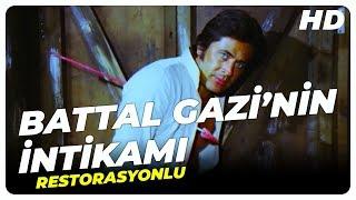 Battal Gazinin İntikamı  Cüneyt Arkın Eski Türk Filmi Tek Parça (Restorasyonlu)