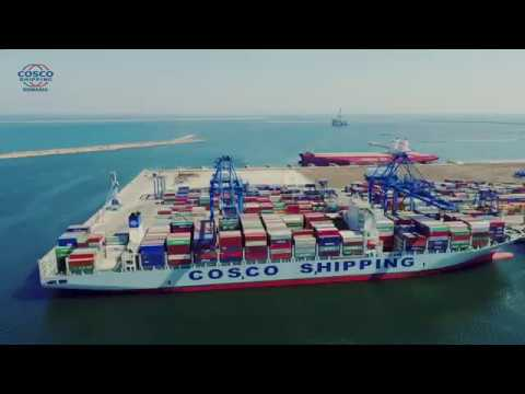 Cosco Shipping Danube M