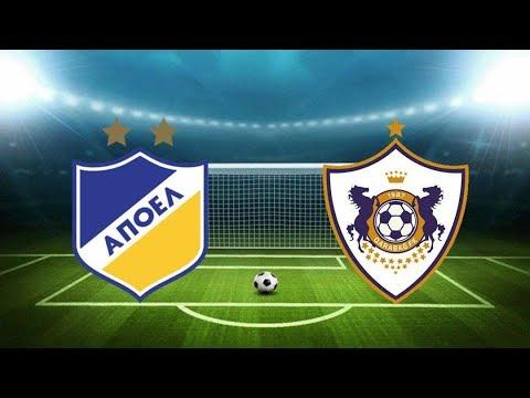 АПОЭЛ 1-2 Карабах. Обзор матча. Лига Чемпионов 2019/20.