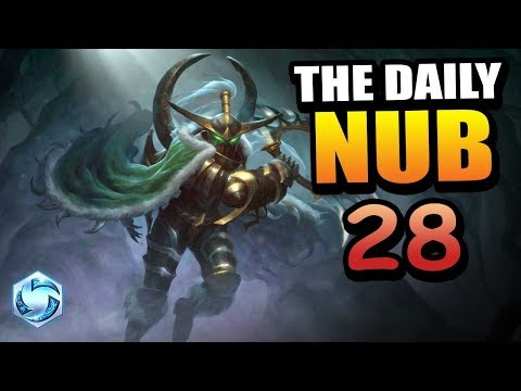 Maiev Q Spam! // The Daily Nub 28