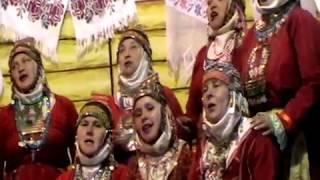 Репетиции чувашского народного фольклорного ансамбля