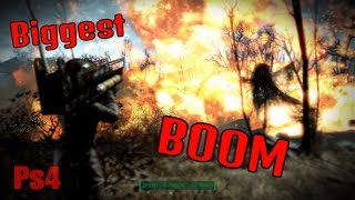 The Thermonuclear Catapult - HUGE 5 Times Better: Fallout 4 Mods - Ps4 Pro