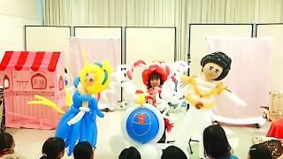 自己紹介 バルーンアーティストゆっぴー。フリーアナウンサー鈴木裕子。...
