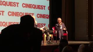 Interview Of Bill Nighy At Cinequest 2019