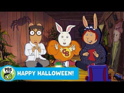Celebrate Oddtober with PBS KIDS All This Week!