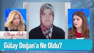 İki çocuk annesi Gülay Doğan'ın başına ne geldi? - Müge Anlı ile Tatlı Sert 31 Ekim 2019