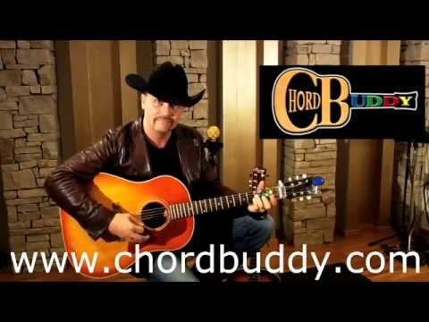 John Rich Demonstrates The Chordbuddy Clip On Guitar Tuner Youtube