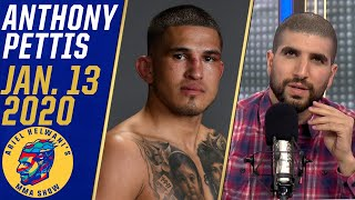 Anthony Pettis says he's suing USADA over cut on thumb | Ariel Helwani's MMA Show