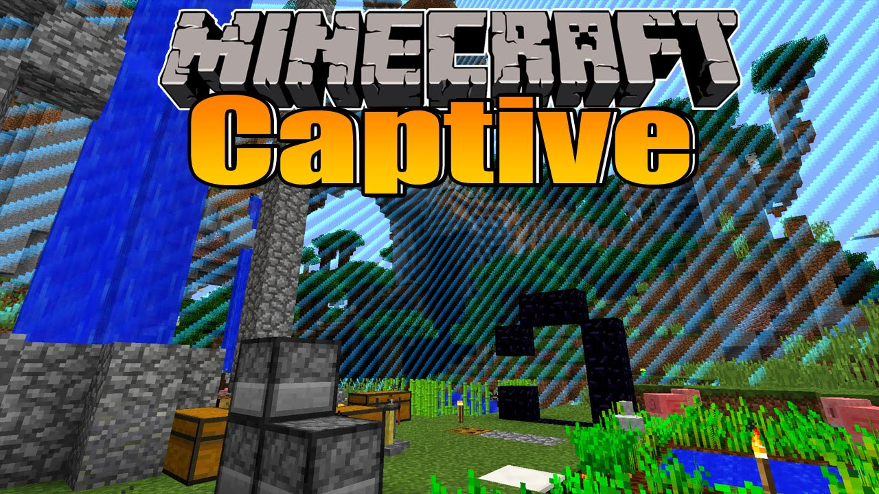 Sniper Duel Captive Minecraft Folge YouTube - Minecraft captive spielen