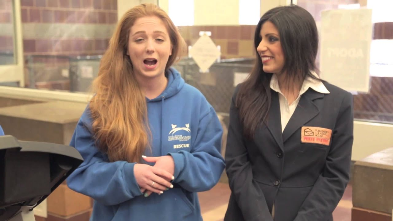 PCH Prize Patrol Behind The Scenes at Animal League America