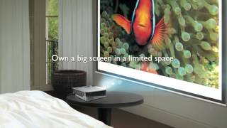 BenQ W1080ST Home Projector