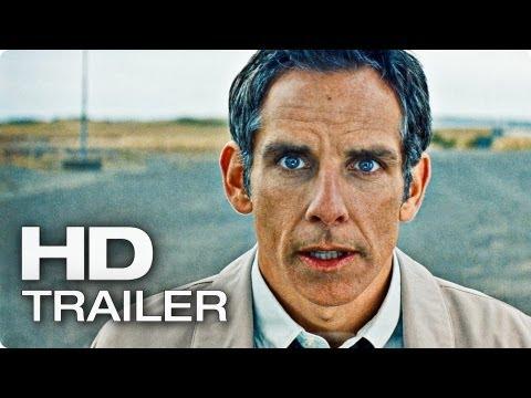 DAS ERSTAUNLICHE LEBEN DES WALTER MITTY Trailer Deutsch German | 2014 Official Ben Stiller [HD]