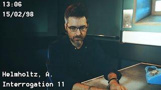 The Eleventh Interrogation of Atticus Helmholtz [ASMR]