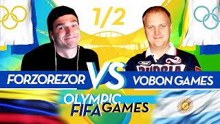 OLYMPIC FIFA GAMES #2 / VOBONGAMES(Ваши ставки? :) Предыдущий выпуск: https://youtu.be/paLHMVIRVSc VobonGames: https://www.youtube.com/user/Vobon33 Все участники рубрики: ..., 2016-08-26T14:28:57.000Z)