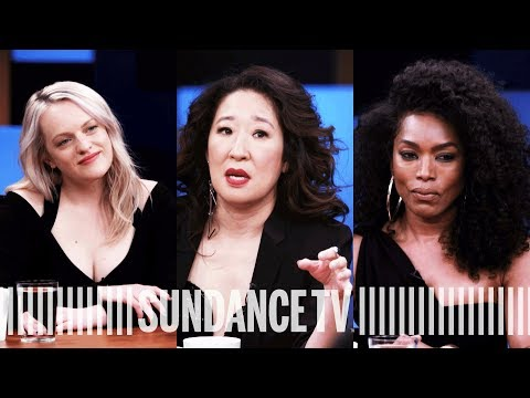 Sandra Oh on Falling Love w 'Killing Eve' Ep. 404  Close Up With The Hollywood Reporter