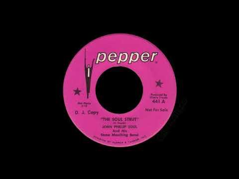 John Phillip Soul - The Soul Strut