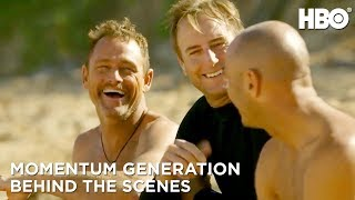 BTS w/ Directors Jeff & Michael Zimbalist | Momentum Generation | HBO