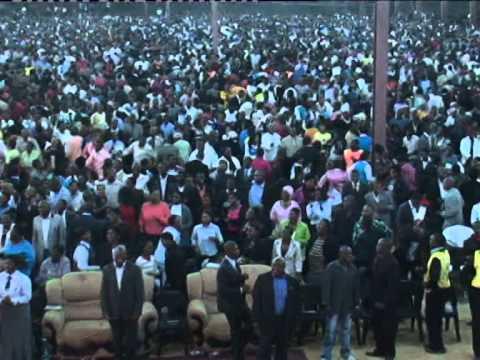 Prophet Victor Kusi Boateng Sings Shona-Hakuna Akaita Sa Jesu