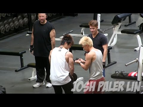 Taking Drugs At The Gym Prank Feat. Frank Yang