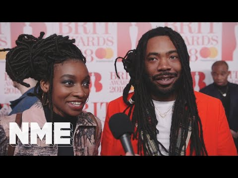 Little Simz and DRAM on the honour of working with Gorillaz - and what they're up to next | BRIT Awa
