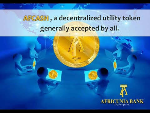 AFRICUNIA BANK : old AFCASH withdrawal from Bitcratic