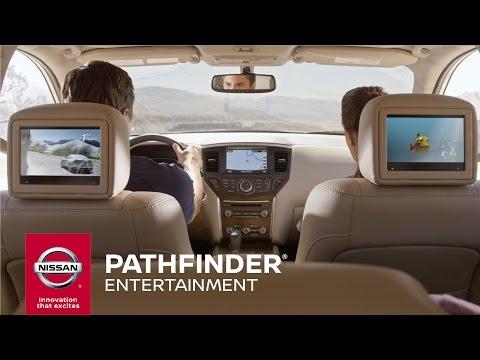 2019 Nissan Pathfinder SUV Features | Nissan USA
