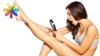 Смотреть видео  если врасли волосы в кожу после депиляции в домашних условиях