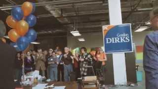 Vote Gordon Dirks / Jim Prentice Team
