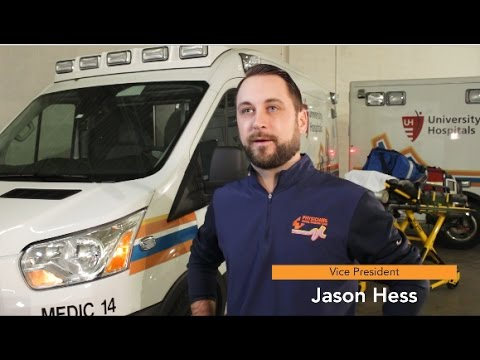 Jason Hess, Vice President - Physicians Ambulance