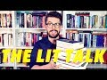 The Lit Talk # 3 (books I've read, currently am reading, and to be read)