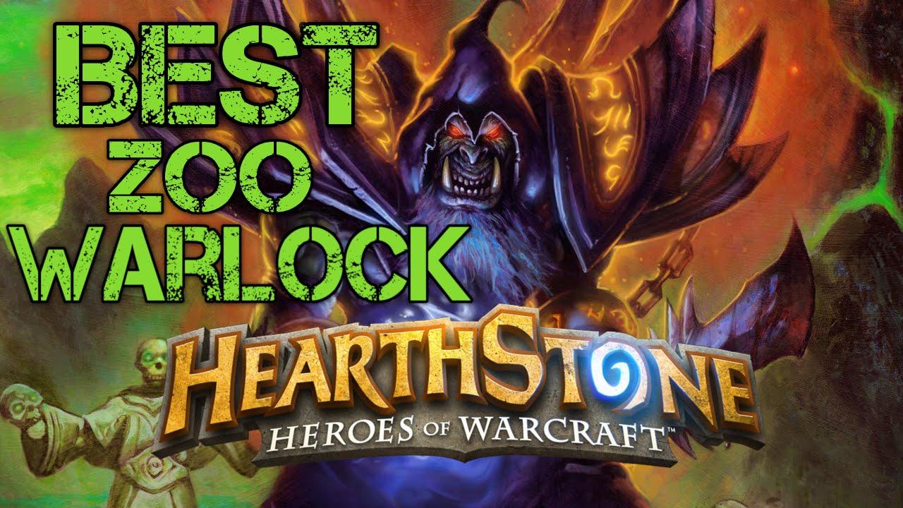 Hearthstone Deck Building Guide Warlock