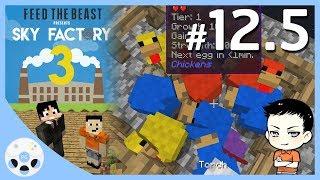 ตอนพิเศษ ไก่แม่สี - มายคราฟ Sky Factory 3 #12.5