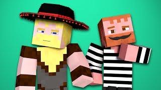 Heute Abend Tanzen Wir [Minecraft-Animation]