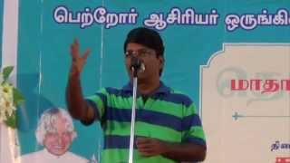 Actor Dhamu Motivation Speech-1