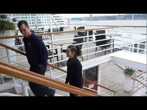 Tour of Phoenix Reisens MV Artania 3/2/2012 : Highlights and Tour