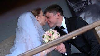 Свадебный клип Александра и Татьяны