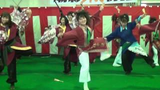 潮彩秋物語2013 総踊り 男なら.