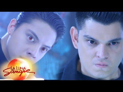 La Luna Sangre : Laban hanggang kamatayan  Tristan vs Sandrino