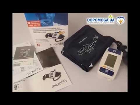 Видео Тонометр полуавтоматический microlife инструкция