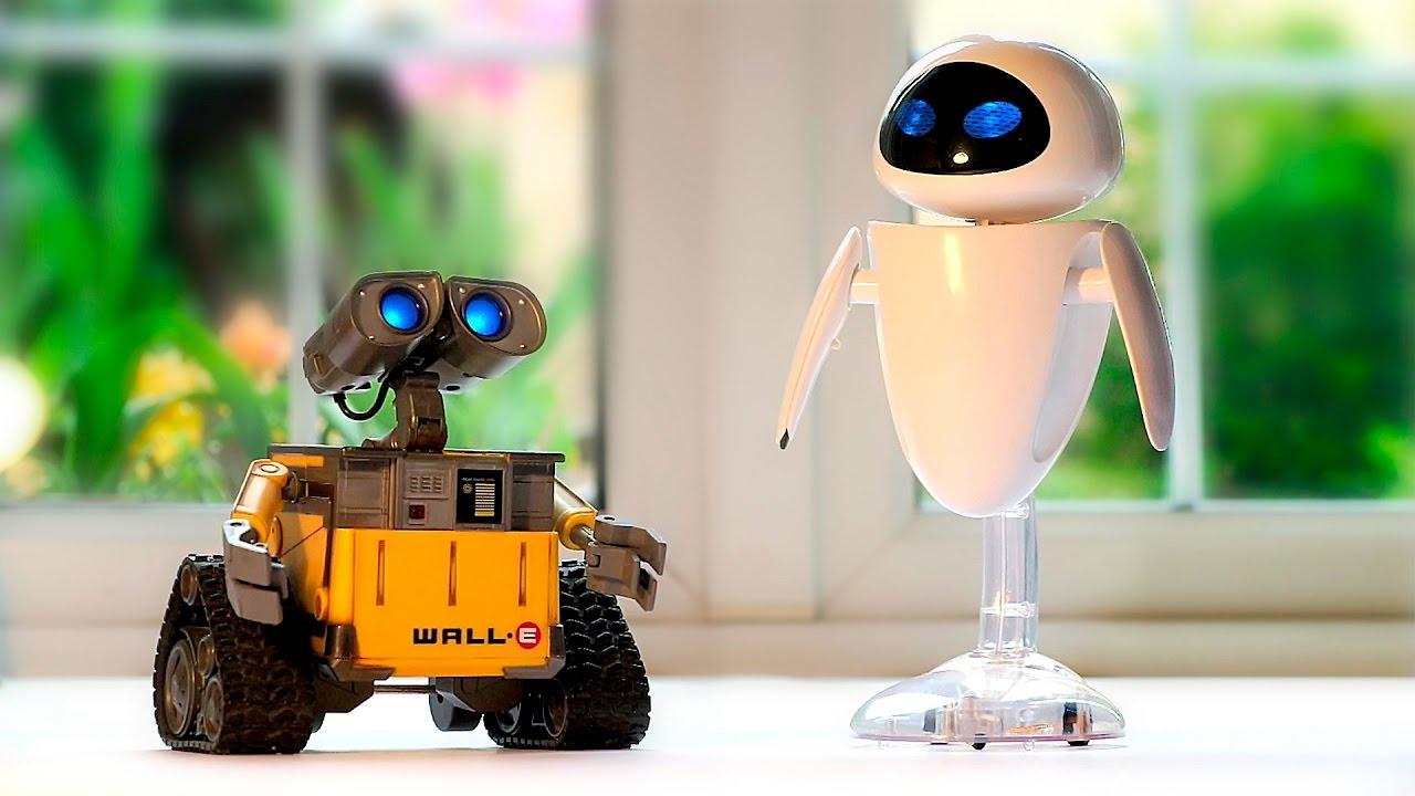 Робот Валли — игрушка робот-трансформер Валли (Wall-e) из .