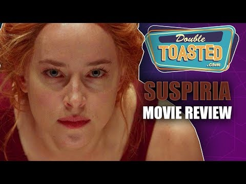 SUSPIRIA MOVIE REVIEW (2018) - Double Toasted Reviews