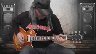 Airbourne - Rivalry - Full Guitar Cover