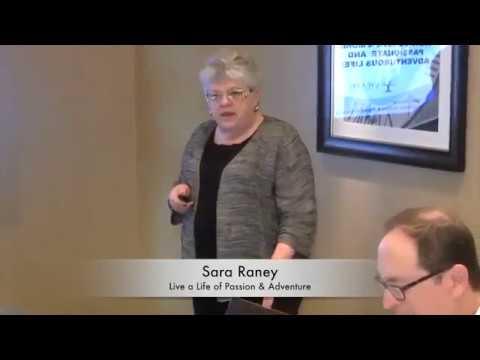 Sara Raney, Motivational Speaker, Author, Travel Concierge