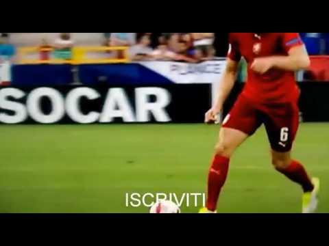 Michael Lüftner vs Itálie NEUVĚŘITELNÝ GOL!!!