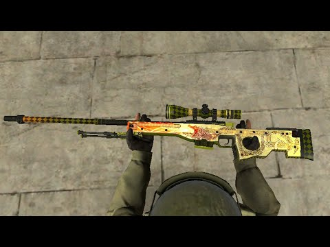 When a Dragon Lore is Dropped - CS:GO