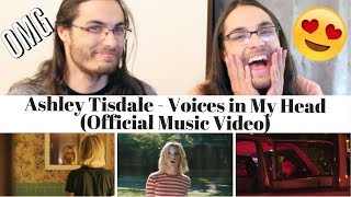 Baixar Ashley Tisdale - Voices in My Head (Official Music Video) I Our Reaction // TWIN WORLD