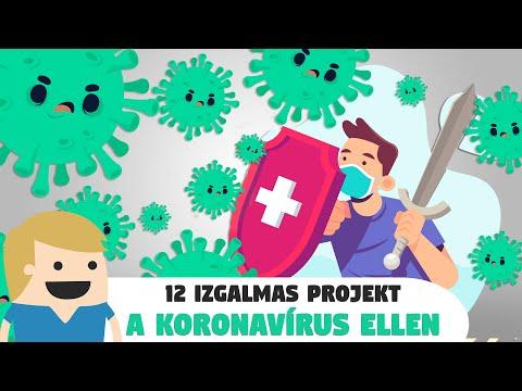 A 12 Legizgalmasabb projekt a Koronavírus legyőzésére! thumbnail