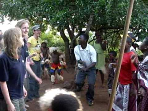 Gap Year Quest Overseas group in Swaziland